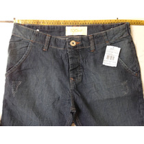 Calça Jeans Zoomp Indigo - 40/42 Nova