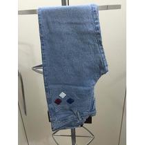 Calça Jeans Fem. Tam 42 Costumizada