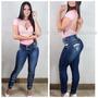 Calça Jeans Rhero Estilo Pit Bull Modela Bumbum !!!