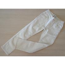 Calça Jeans Infantil Lilica Ripilica Creme