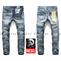 Calça Jeans Masculina Clear D-esel 2016 - Alta Qualidade