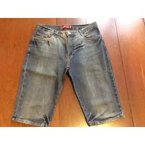 Calça Jeans Feminina Capri Tamanho 46 .