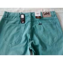 Linda Calça Lee Mack Color Aqua,masculina,ótimo Preço!