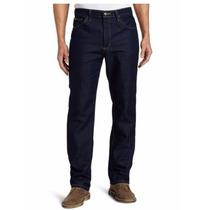 Lee Regular Fit Calça Jeans Tam 48 Masc 38x34 Rinse