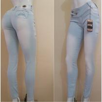 Calça Jeans Feminina Com Laycra Super Comfortável.