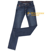 Calça Jeans Feminina Slim Fit Com Elastano - Wrangler 20x 24