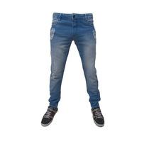 Calça Jeans Masculina Skinny Clara Puídos Frete Grátis