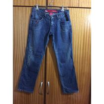 Calça Jeans Feminina Ecko Red Tamanho 42