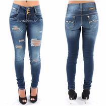 Calça Osmoze Jeans Destroyed - Pronta Entrega