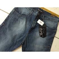 2 Calças Jeans Vide Bula - Preta Fosca Nº 38 / 40