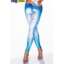 Calça Legging Fitness Leg Lipsoul Girls Panicat 2295