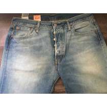 Levis Calça Jeans Modelo 501 W36 L34 - 5011825