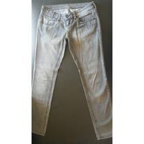 Calça Feminina Black Jeans Acinzentado Zoomp