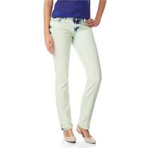 Aeropostale Bayla Womens Tingidos Skinny Fit Jeans