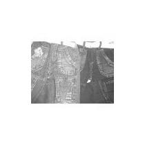 Calça Jeans Infantil Menino Com Cós De Elástico Ref 832
