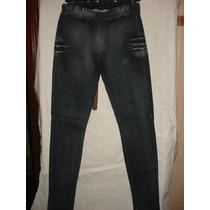Calça Jeans Da Blue Steal (renner) C/ Elastano Tam 42