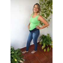 Calça Jeans Gestante/grávida