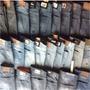Kit Com 2 Calças Jeans Masculinas Atacado Várias Cores