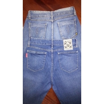 Calça Jeans Zoomp Ganhe Calça Jeans Bunny