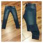Calça Jeans Skinny Moleton Swag Original Moda Masculina Elef