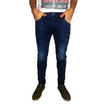 Calça Jeans Masculina Rock & Soda Super Rock