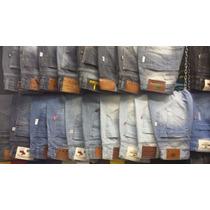 Kit Atacado 5 Jeans Masculino + 3 Jeans Feminino + 1 Bermuda
