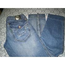Calça Jeans Feminina Osmoze Tamanho 40