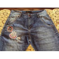 Linda Calça Masculina Em Jeans Modelo Saruel Marca Eckóred