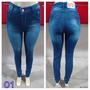 Calça Jeans Feminina Cintura Alta Hot Pants [roupas Da Moda]