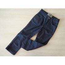 Calça Tigor T Tigre Jeans Escuro