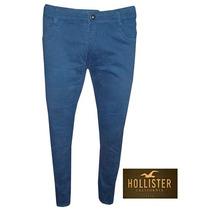 Calça Jeans Hollister Masculina (skinny) + Frete