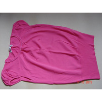 Blusa Rosa Malha Fria