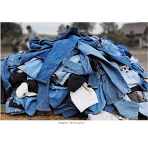 Lote De 15 Calças Jeans Antigas
