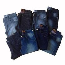 Kit 8 Calça Jeans Masculina Skinny Lote Frete Grátis Atacado