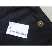 Calça Jeans Calvin Klein Limited Masculina Skinny Com Lycra