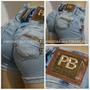 Shorts Pit Bull Jeans Com Bojo Modela E Levanta Bumbum !!!