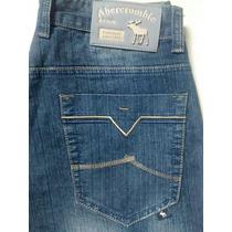 Calça Jeans Masculina Abercrombie E Fitch Jeans Masculino