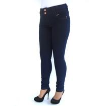 Calça Cintura Média Biotipo 19146 Kalbatt Jeans