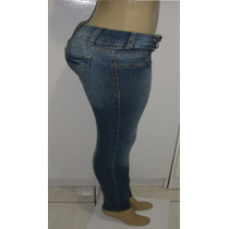 Calça Jeans Feminina Marca Marisa Tam.36 C/ Strech S5