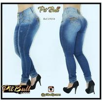 Calça Pitbull Pit Bull Jeans Original Modela Levanta Bumbum
