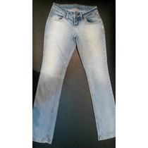 Calça Jeans Feminina Reta Da Zoomp