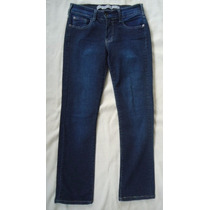 M.officer Slim Fit,linda Calça Feminina Jeans 36 / Cris-chic
