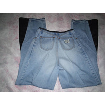 Calça Zoomp Jeans Hippie Feminina Customizada Tamanho 38