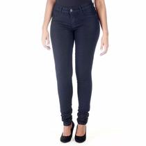 Calça Jeans Feminina Sawary Legging Levanta Bumbum Linda