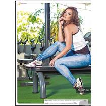 Calça Legging Comprida Fitness Macia E Confortável Handara