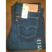 Levi´s 505 501 Calça Jeans Escuro Lavado Lançamento Levis