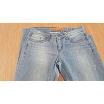 Calça Jeans Canal Bootcut 42