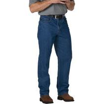 Calça Jeans Masculina - Modelo Tradicional - Índigo Blue