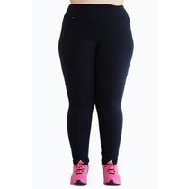 Roupa Academia Plus Size - Legging Suplex - Moda Fitness