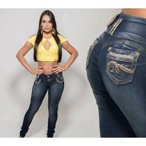 Calça Jeans Rhero Com Bojo Removível Promoção